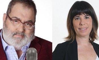 Caliente discusión en vivo entre Jorge Lanata y María O'Donnell   Política