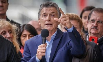 El Gobierno gasta el 1% del PBI para que Macri sea reelecto | Desesperados