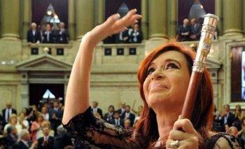 Sobreseyeron a Cristina en la causa por el bastón presidencial | Cristina kirchner