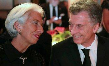Lagarde culpó a las elecciones por la crisis argentina y victimizó al FMI  | Crisis económica