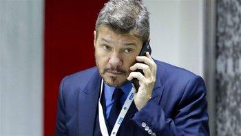 Tinelli respaldó a Sáenz y lo destrozaron en las redes | Salta