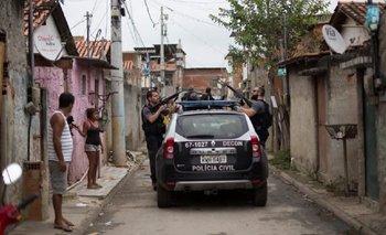 "Periodistas de TN terminaron en una favela: ""Nos esperaban con ametralladoras"" | Copa américa brasil 2019"