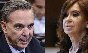 Pichetto se peleó con TN para bancar la carta de Cristina Kirchner | Televisión