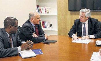 El FMI se reunirá con los representantes de la oposición para analizar la crisis | Elecciones 2019