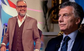 El picante comentario sexual de Rial contra Macri | Jorge rial