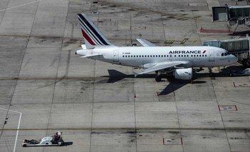 Ezeiza: Un pasajero de AirFrance aseguró que llevaba una bomba    Falsa amenaza