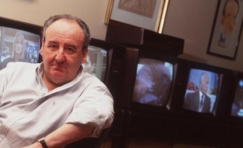 Murió Héctor Ricardo García, fundador de 'Crónica' | Crónica tv