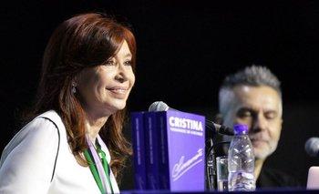 Como una rockstar: El video imperdible de Cristina en Río Gallegos | Elecciones 2019