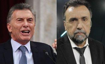 Fabián De Sousa denunció en la justicia que Macri lo obligó a echar a Navarro de C5N | Roberto navarro
