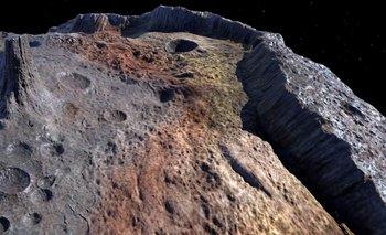 Psique 16, el asteroide que puede poner en jaque la economía global | Descubrimiento