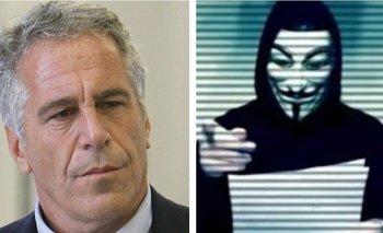 Anonymous filtra la agenda de famosos vinculados a Epstein | Anonymous