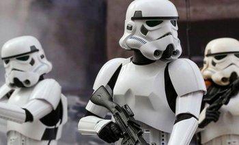 Star Wars: Disney le encontró trabajo a los Stormtroopers | Coronavirus