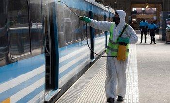 Quiénes pueden viajar en transporte público a partir de hoy | Coronavirus en argentina