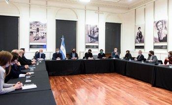Reunión clave por el futuro de la cuarentena en el AMBA | Coronavirus en argentina