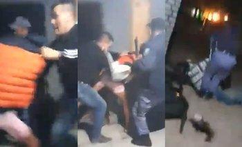 Apartan a los policías de la brutal agresión a los qom  | Chaco