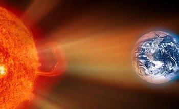 Registran la mayor llamarada solar en años   Fenómenos naturales