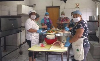 El Gobierno porteño deberá entregar más alimentos a comedores | Coronavirus en argentina