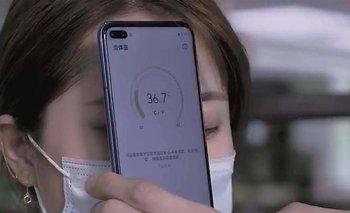 Huawei lanzará un celular que mide la temperatura corporal | Tecnología