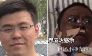 Murió médico chino que sufrió cambios en la piel  | Coronavirus
