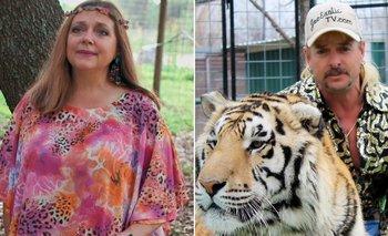 Tiger King: Carole Baskin ganó y destronó a Joe Exotic | Netflix