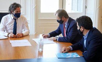 El Gobierno asiste a las provincias con $ 120.000 millones | Coronavirus en argentina