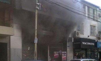 Segundo incendio que se produce en un local Pigmento | Ciudad