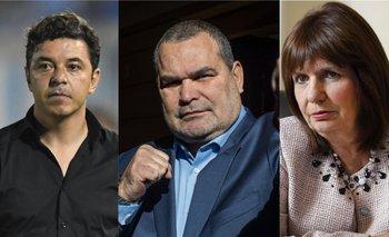 Chilavert tendría pruebas contra Gallardo, Bullrich y D'Onofrio | Fútbol
