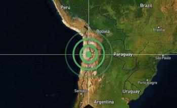 Violento terremoto sacudió a Chile durante la madrugada | Alerta