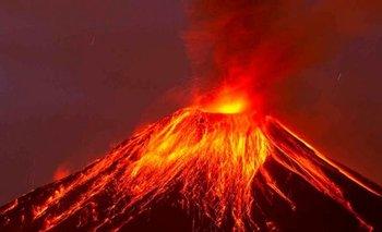 Científicos adelantan posible erupción volcánica global | Fenómenos naturales