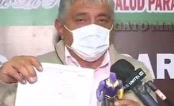 La explicación de un ministro boliviano con muñecos de Avengers | Coronavirus