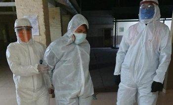 Tomó mates con una paciente y aisló a todo el pueblo | Coronavirus en argentina