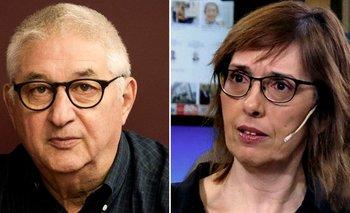 Sandra Pitta disparó contra Adrián Paenza | Coronavirus en argentina