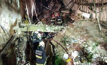 Dos nuevas explosiones en la perfumería | Explosión en villa crespo