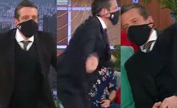 El desopilante baile de Mauro Szeta en Cortá por Lozano | Medios