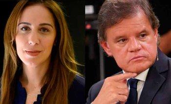 El novio de María Eugenia Vidal tiene nuevo proyecto radial | Medios