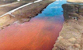 Desastre natural compromete el agua en Rusia   Internacionales