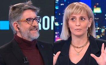 Luis Novaresio le pidió casamiento a Romina Manguel al aire | Animales sueltos