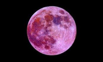 Superluna de fresa en junio: cuándo es y cómo podemos verla   Luna