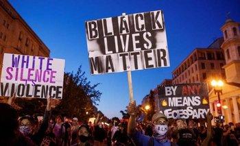 ¿Es posible una protesta pacífica en EE.UU.? | Crimen de floyd