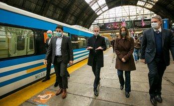 La línea de emergencias 911 se utilizará en los trenes    Coronavirus en argentina