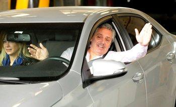 Los choferes repudiaron los dichos de Casero contra Alberto | Alfredo casero