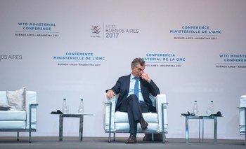 Documento clave: la AFI operó en la Conferencia de la OMC | Espionaje ilegal