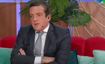 Mauro Szeta emocionó a todos con una historia sobre su padre   Televisión