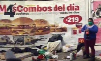 Un hombre murió tras ser desalojado con síntomas de COVID | Coronavirus en argentina