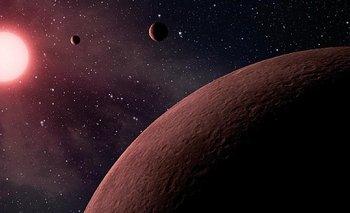 Descubren réplica de la Tierra donde podría haber vida   Espacio exterior
