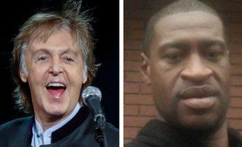 McCartney, indignado con el racismo que mató a George Floyd | Estados unidos