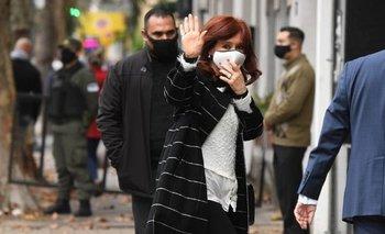Cómo fue la audiencia de Cristina en Lomas de Zamora | Espionaje ilegal