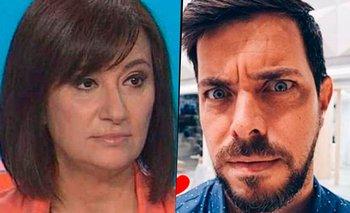 María Laura Santillán piropeó a José Bianco y la sorprendió | Canal 13