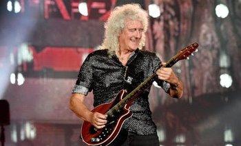 Brian May fue elegido el mejor guitarrista del rock | Música