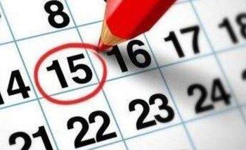 Cuáles son los feriados de junio y julio en 2020 | Calendario de feriados